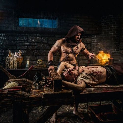 Questroom's Bloody Elbow escape room aims to tear you apart