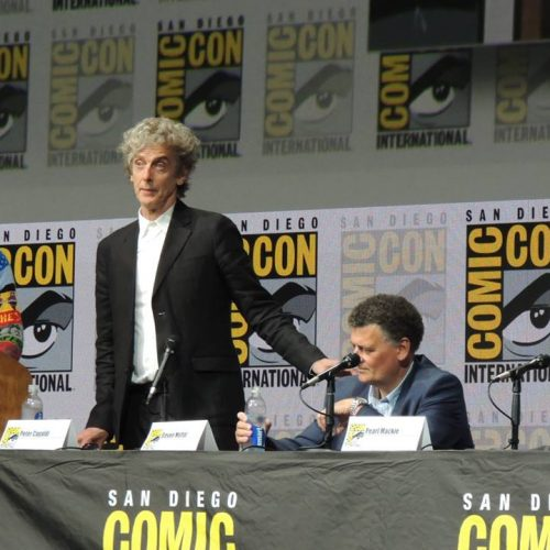 SDCC 2017: BBC America pays homage to Peter Capaldi's Doctor