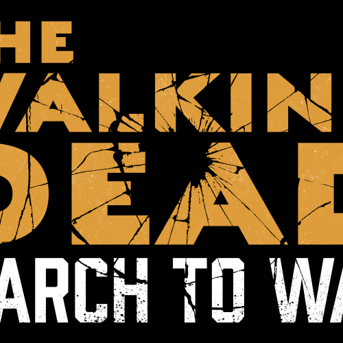 Survive zombies in the RTS game, The Walking Dead: March to War