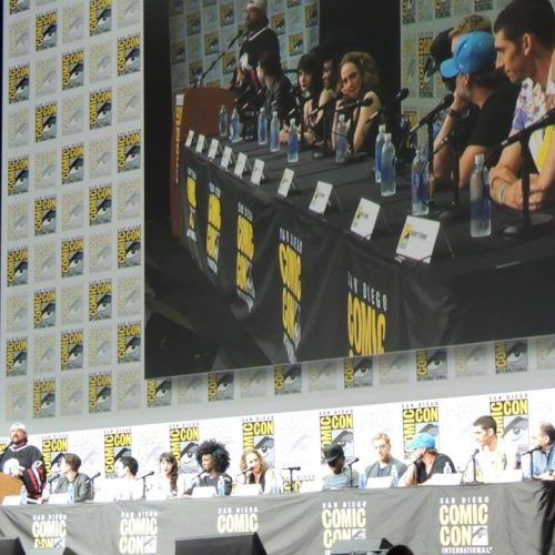 SDCC 2017: Dirk Gently's Holistic Detective Agency sneak peek from the new season