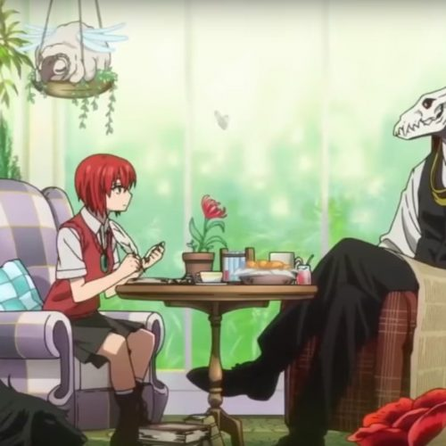 Updated cast list for The Ancient Magus' Bride
