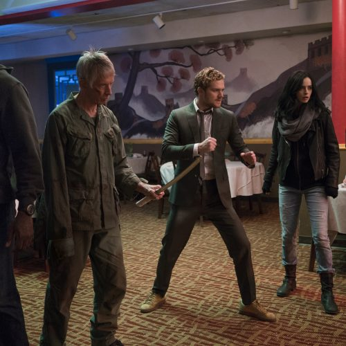 Marvel's The Defenders ep 4 review: working on that character development