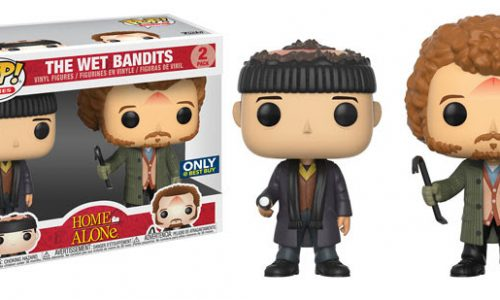 Home Alone is getting Funko Pop! vinyl figures