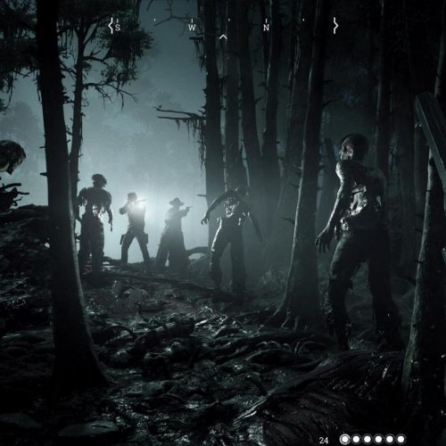 A taste of PvP monster hunting with Crytek's Hunt: Showdown