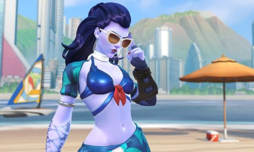 Overwatch channels Rocket League with LúcioBall, plus summer skins!