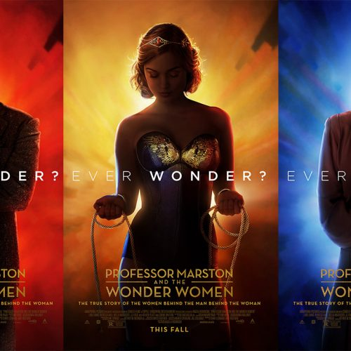 Professor Marston and The Wonder Women gets posters
