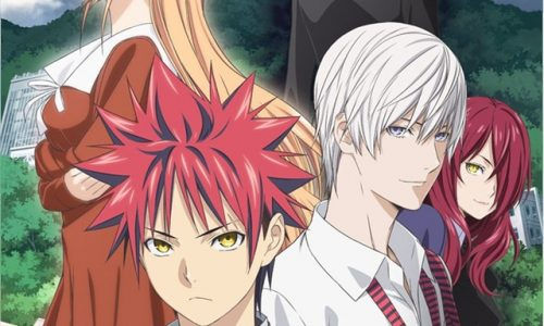 Change in cast announced for Food Wars!: Shokugeki no Soma Season 3