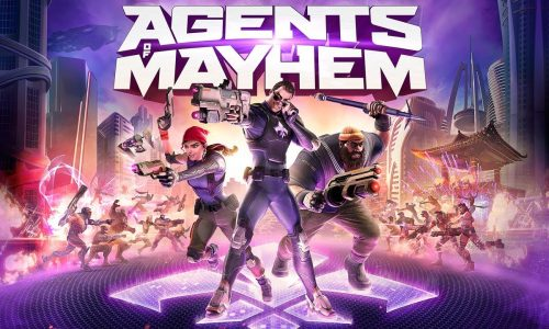 Agents of Mayhem coming this week along with new launch trailer