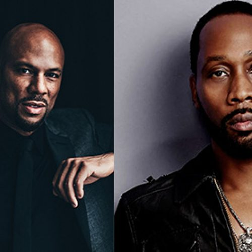 Starz teams up with RZA for Black Samurai series starring Common