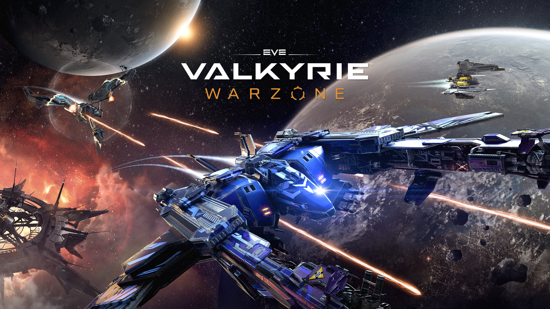 CCP Games to Launch EVE: Valkyrie - Warzone