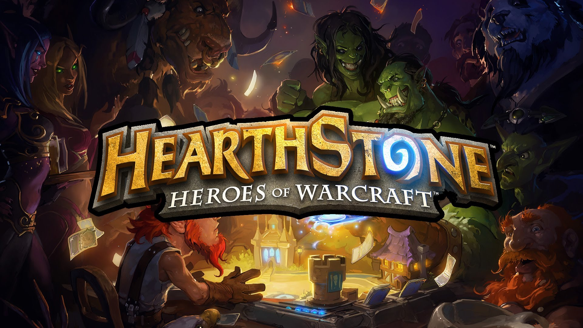 Hearth and Home is the delightful new Hearthstone animated short