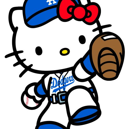 Hello Kitty Night returns to Dodgers Stadium