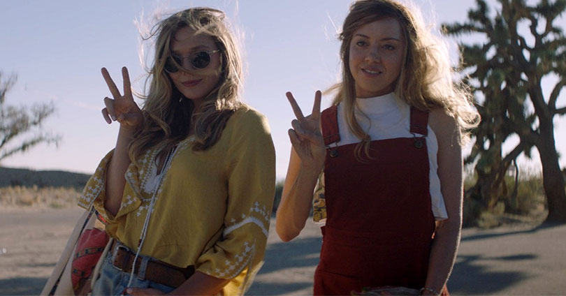 Ingrid Goes West - Elizabeth Olsen and Aubrey Plaza