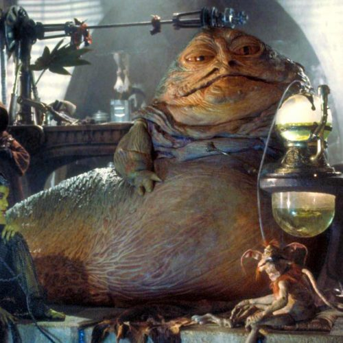 Jabba the Hutt movie in development