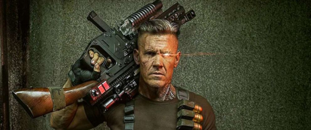 josh brolin cable deadpool 2 Rob Liefeld