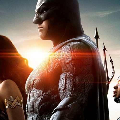 Justice League in 4DX review