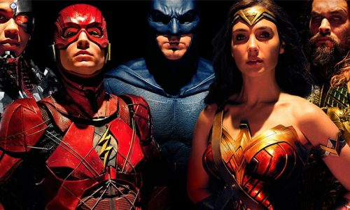 Justice League opens at $96 million domestically
