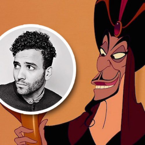 Disney's live-action Aladdin may have found its Jafar