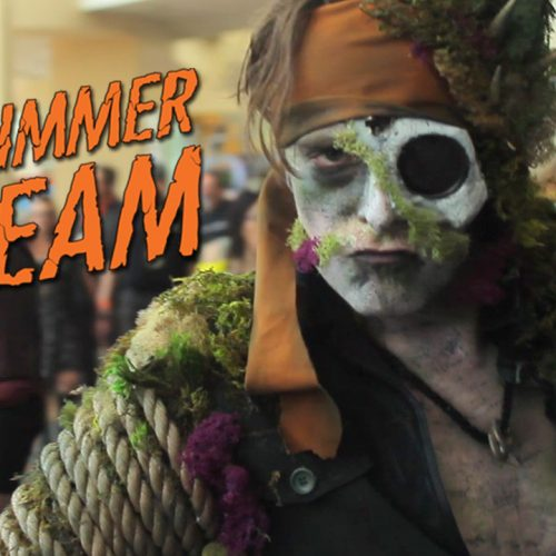 Midsummer Scream 2017 cosplay music video