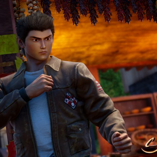 Shenmue 3 teaser trailer is here… and Ryo's blank expression is back!