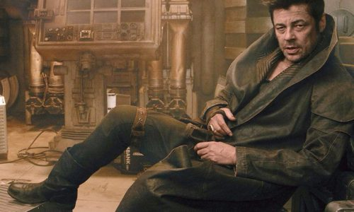 New details on Benicio del Toro's character in The Last Jedi