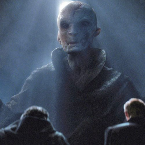 Get a sense of Supreme Leader Snoke's size with new Star Wars toy