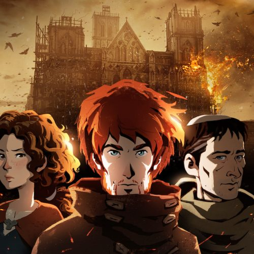 Daedalic's adventure game, The Pillars of the Earth, is now available