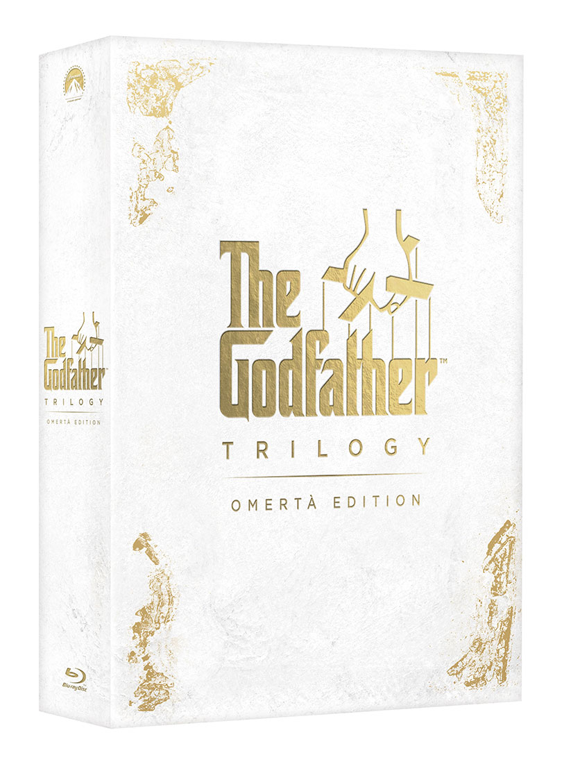 The Godfather Trilogy: Omertà Edition - 3D Box Art