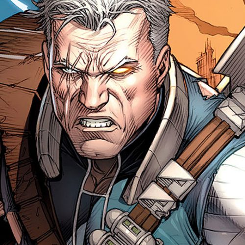 First images of Cable released by Josh Brolin and Ryan Reynolds!