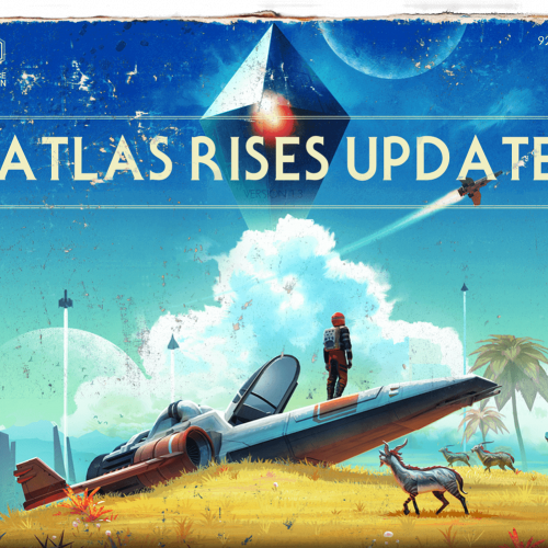 Atlus Rises – Newest update for No Man's Sky