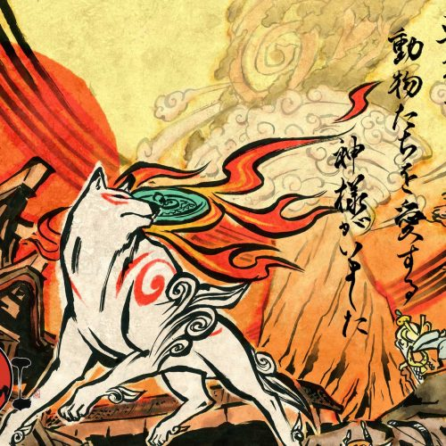 Is an Okami HD port heading to PS4 and Xbox One?