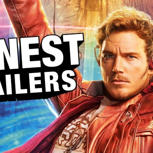 Honest Trailers breaks apart Guardians of the Galaxy Vol 2