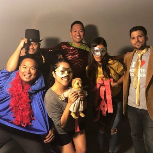 Horror Escapes LA Sideshow's Ringmaster's Quarters and Trapped (escape room review)
