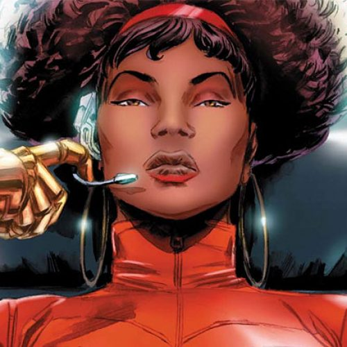 Misty Knight gets her bionic arm in first Luke Cage Season 2 image