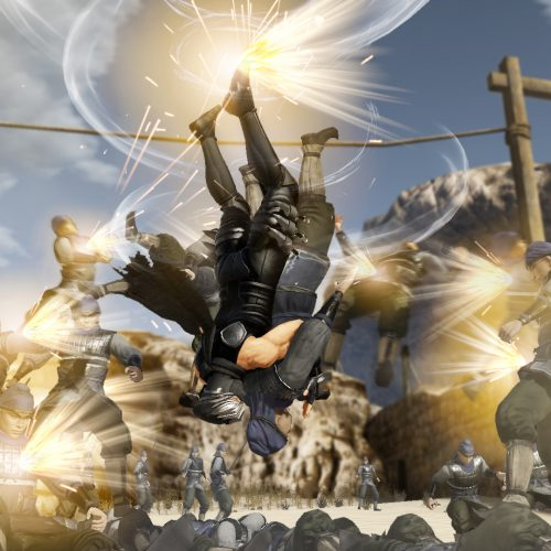 Warriors All-Stars brings characters from Koei Tecmo (review)