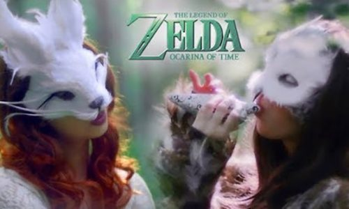 Legend of Zelda: Ocarina of Time theme gets a beautiful new rendition