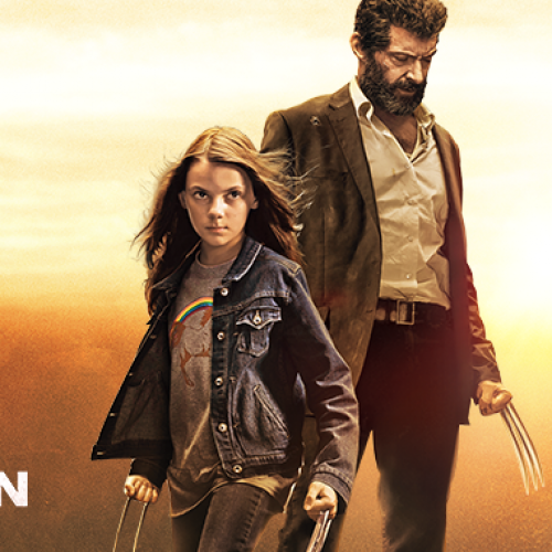 Logan was the first Academy Award Screener sent to voters