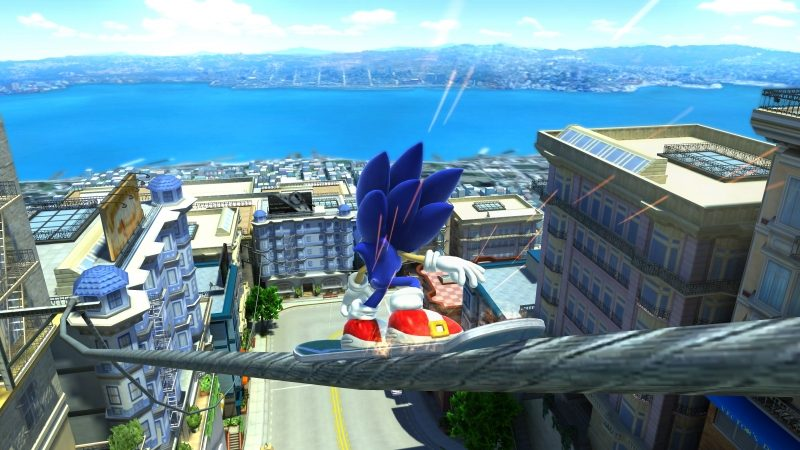 What are the Top 5 3D (or part 3D) Sonic the Hedgehog games