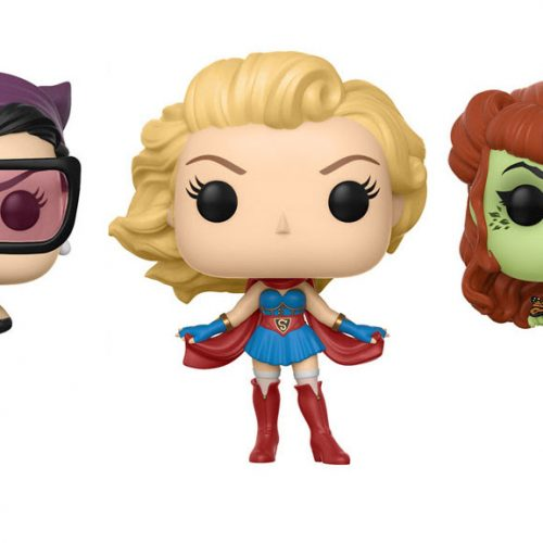 Funko to release DC Bombshells Wave 2 Pop! figures