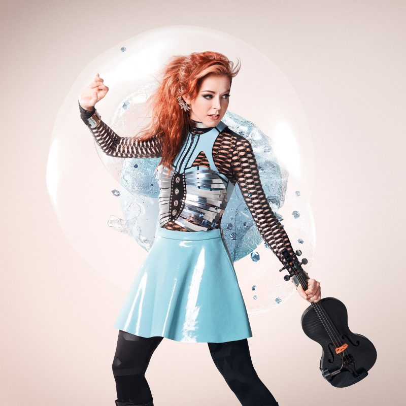 what are the top 5 lindsey stirling music videos nerd reactor