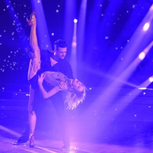 Lindsey Stirling shines in Dancing with the Stars season premiere