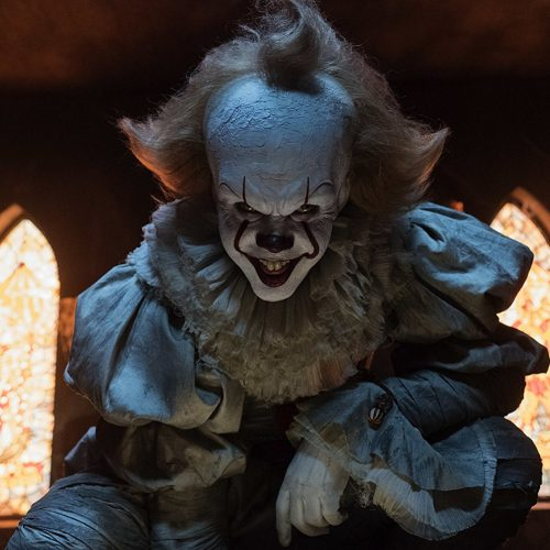 'It' opens big for horror movie with $123 million