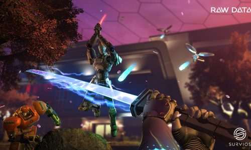Survios' VR action game, Raw Data, is coming in October