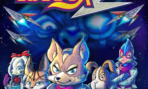 'Star Fox 2's manual is online and it's glorious
