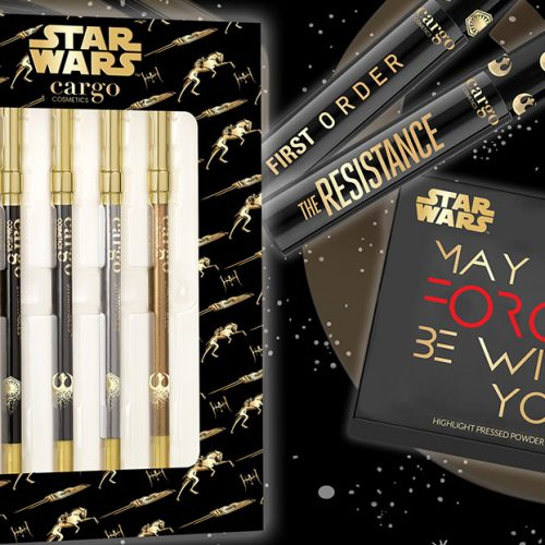 Star Wars: The Last Jedi makeup collection coming to a galaxy near you
