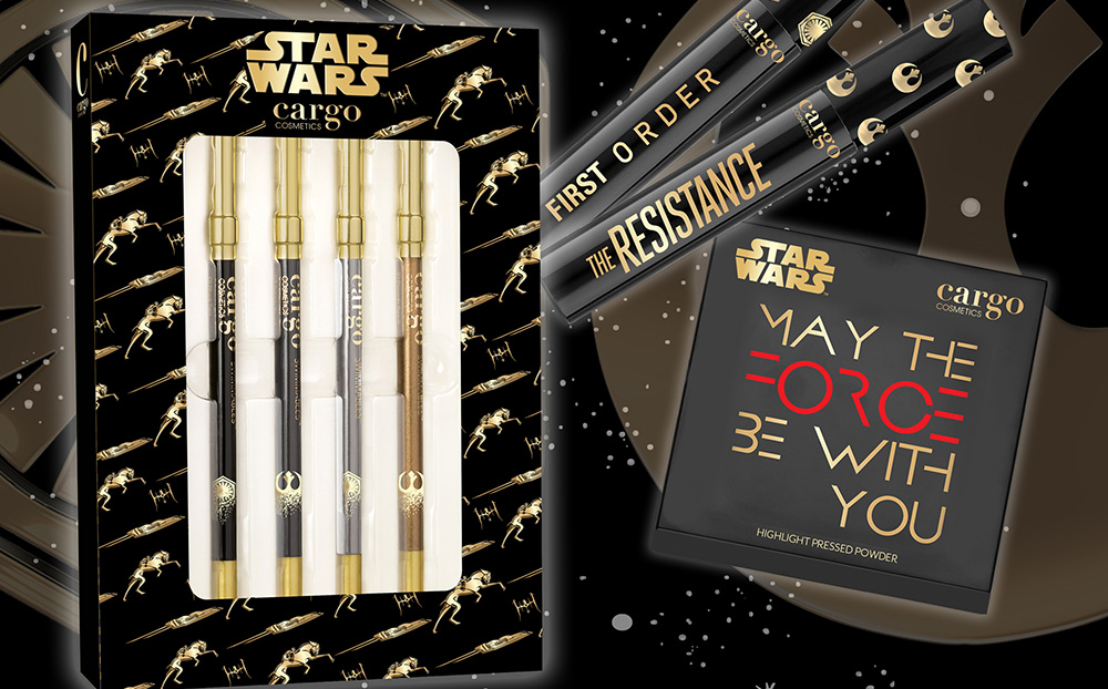 star wars makeup cargo cosmetics