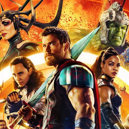 New Thor: Ragnarok IMAX poster, and screenings to have 1.9:1 aspect ratio