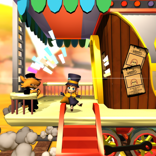 A Hat in Time, a 3D platformer coming October 5