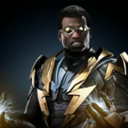 Black Lightning introduced in Injustice 2 Raiden gameplay trailer