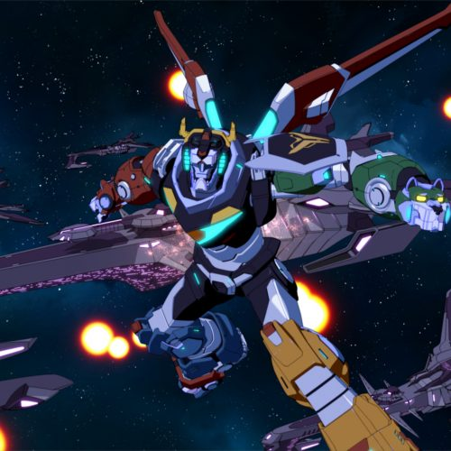 Voltron: Legendary Defender Season 4 gets a new trailer and stills